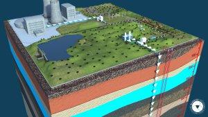 3D Visualisation of 3D Print SANEDI